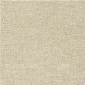 Alaro - Jute - Creamy grey coloured fabric made with a 100% linen content