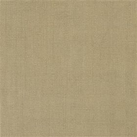 Alaro - Walnut - Fabric made from 100% linen in a light shade of khaki green