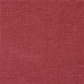 Alaro - Sienna - Maroon coloured fabric made entirely from linen