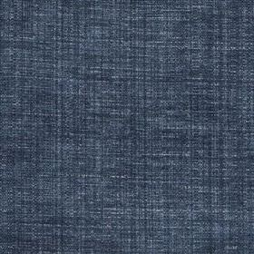 Saskia - Marine - Semi-plain navy blue coloured fabric woven from a mixture of polyester, acrylic and viscose