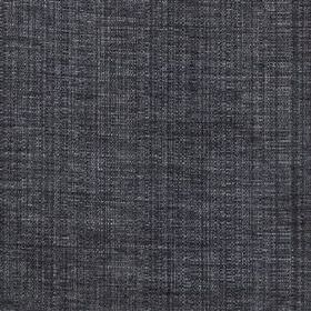 Saskia - Pewter - Semi-plain fabric made in a very dark blue-grey colour from a mixture of polyester, acrylic and viscose