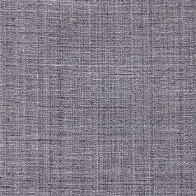 Saskia - Griege - Lavender coloured polyester, acrylic and viscose blend fabric, woven using a few subtle light grey threads