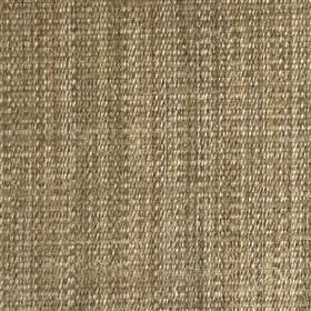 Saskia - Bronze - White and bark brown coloured threads woven together into a polyester, acrylic and viscose blend fabric