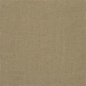 Highland Linen - Bronzata - Linen and viscose blend fabric made in a plain colour that's a blend of brown and grey