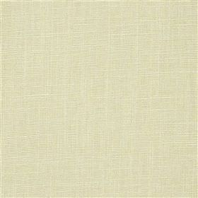 Highland Linen - Nougat - Fabric blended from linen and viscose in a very pale shade of grey