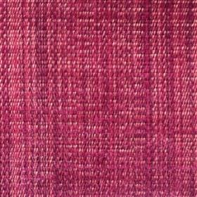 Saskia - Rose - Dark pink and fuschia coloured threads woven together into a polyester, acrylic and viscose blend fabric