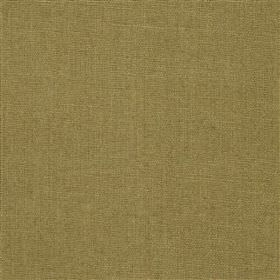 Highland Linen - Almond - Linen and viscose blend fabric made in a neutral, functional shade of light brown