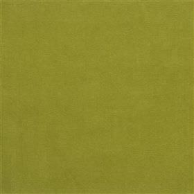 Yvette - Moss - Army green coloured fabric blended from cotton, modal and polyester