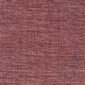 Saskia - Tweed - Threads made in deep purple and mulberry shades, woven together into a polyester, acrylic and viscose blend fabric