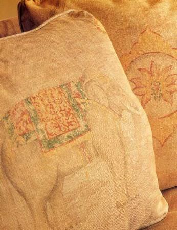 Andrew Martin -  Mughal Fabric Collection -