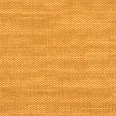 Beacon Hill -  Linen Solids Fabric Collection - Plain fabric in a light shade of carrot orange