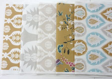 Heritage Fabric Collection Charlotte Gaisford Curtains
