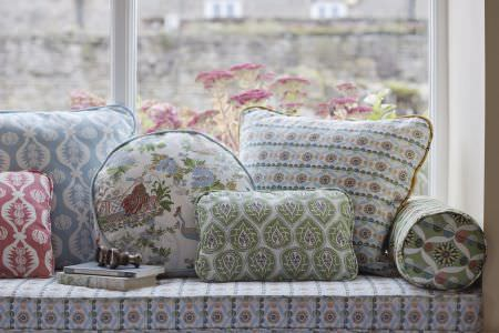 Charlotte Gaisford -  Heritage Fabric Collection -