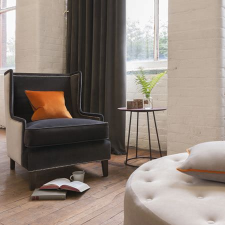 Clarke and Clarke -  Alvar Fabric Collection -