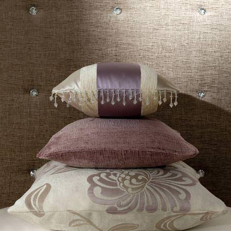 Clarke and Clarke -  Firenze Fabric Collection - Cushions and pelmet from the Firenze fabric collection