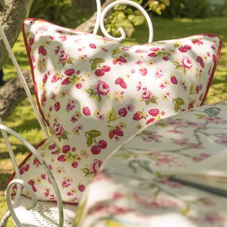 Garden Party Fabric Collection Clarke and Clarke Curtains