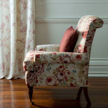 Grandeur Fabric Collection Clarke And Clarke Curtains