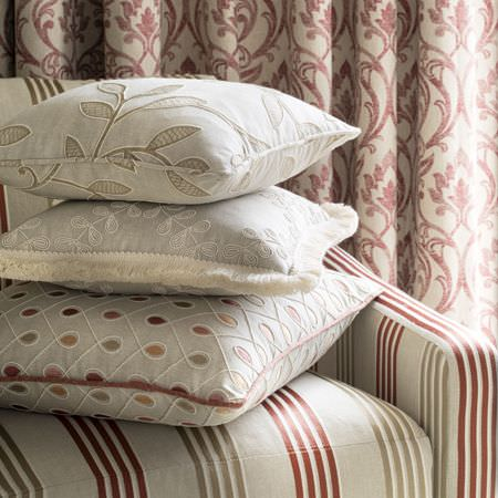 Clarke and Clarke -  Richmond Fabric Collection -