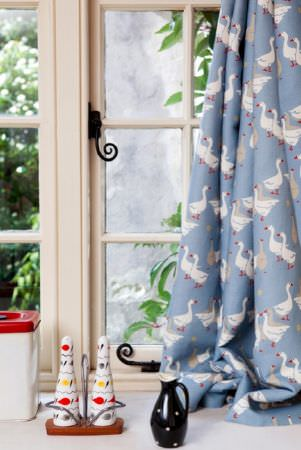 Emily Burningham's fabric collection