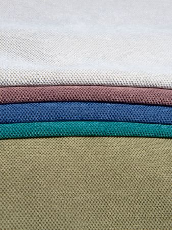 Fibre Naturelle -  Heritage Fabric Collection - Canvas effect fabrics in white, dark red, royal blue, turquoise and olive green