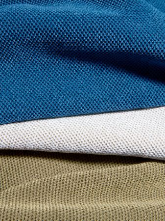 Fibre Naturelle -  Heritage Fabric Collection - Deep blue, white and green fabrics