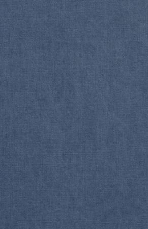 GP and J Baker -  Langdale Linens Fabric Collection - Plain design on linen fabric from the Langdale Linens Collection dyed in a darker shade of colour blue