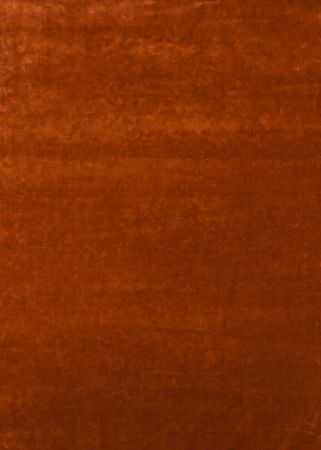 GP and J Baker -  Langdale Plain Velvet Fabric Collection - Plain velvet fabric from the Langdale Collection dyed in a vibrant shade of dark orange colour