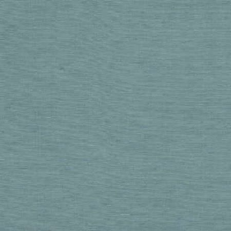 GP and J Baker -  Simply Silks Fabric Collection - Elegant plain design on fabric from the Simply Silks collection dyed in soft shade of colour blue