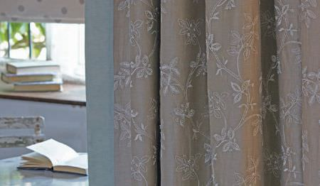 James Hare -  Westbury Silks Fabric Collection -