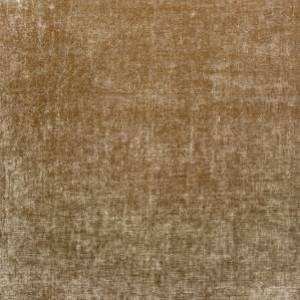 Lizzo -  Velvet Library Natural Fabric Collection - Pale gold coloured fabric