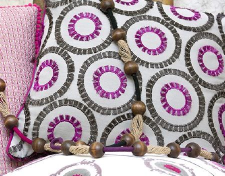 Olivia Bard -  Love Peculiar Fabric Collection -