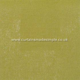 Prestigious Textiles -  Panama Fabric Collection - Plain green fabric from the Panama fabric collection