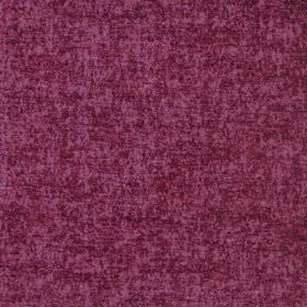 Prestigious Textiles -  Zambezi Fabric Collection - Roughly coloured dark magenta fabric