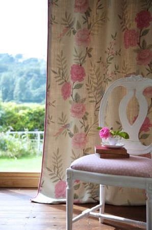 Curtains Ideas chinoiserie curtains : Chinoiserie Fabric Collection | Sarah Hardaker | Curtains & Roman ...