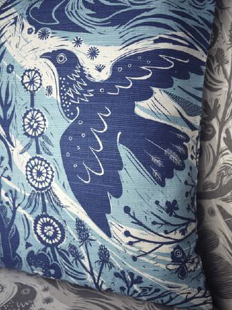 Mark Hearld Fabric Collection St Judes Curtains