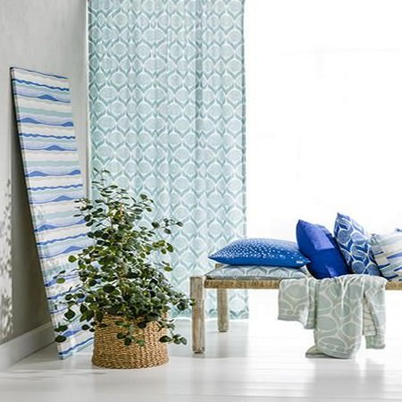 Swedish Fabric Company -  Spira Fabric Collection -