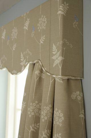 Curtains Ideas cold weather curtains : Drapery Fabric to Get You Through the Cold Weather | The Whole 9 Yards