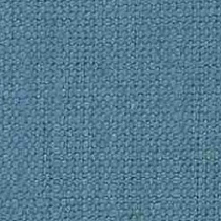 Wemyss -  Denver Fabric Collection - Woven fabric made in a flat shade of denim blue