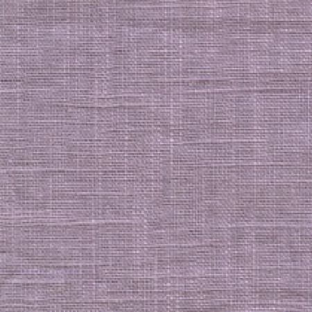 Wemyss -  Eden Fabric Collection - Unpatterned lavender coloured fabric