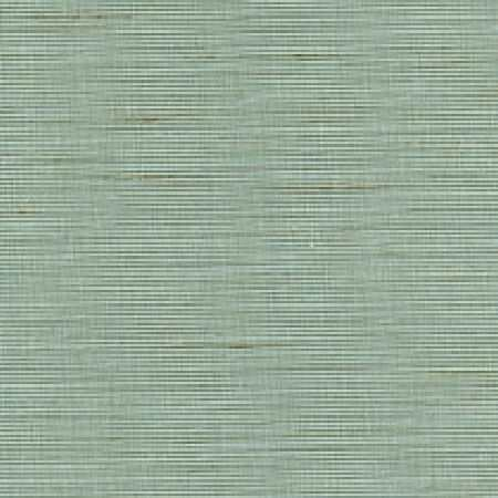 Wemyss -  Lena Fabric Collection - Plain fabric woven from threads in pale shades of blue and grey