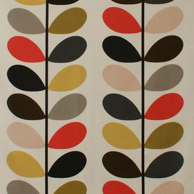 orla kiely fabric collection orla kiely curtains roman blinds. Black Bedroom Furniture Sets. Home Design Ideas