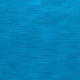 Halo   Aqua   Very Bright Blue Coloured 100% Polyester Fabric Made With A  Subtle