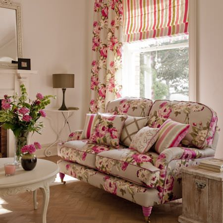 Margherita Fabric Collection Clarke And Clarke