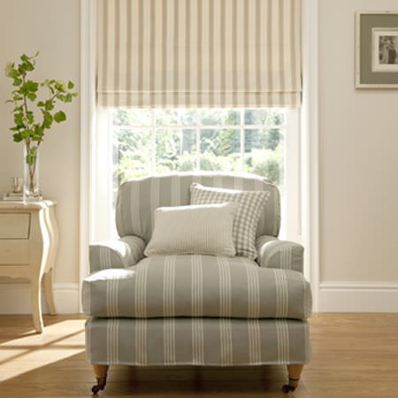 Ticking Stripes Fabric Collection Clarke And Clarke