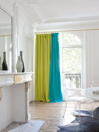 Jubilee Fabric Collection Fibre Naturelle Curtains
