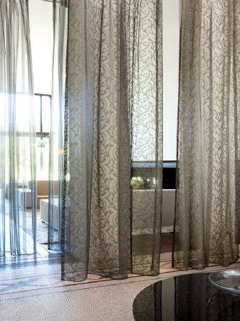 Tranquility Fabric Collection Fibre Naturelle Curtains