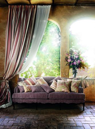 Botanical Fabric Collection Lizzo Curtains Amp Roman Blinds