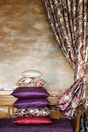 Paisley Fabric Collection Lizzo Curtains Amp Roman Blinds