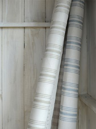 Coastal Fabric Collection Peony And Sage Curtains