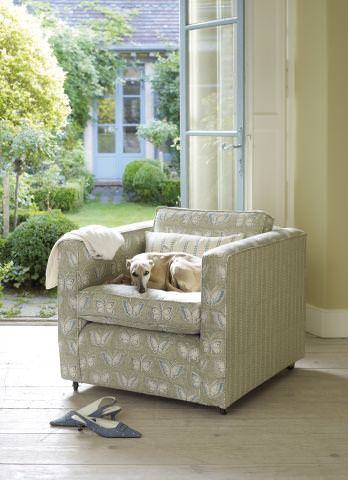 Hand Printed Fabric Collection Vanessa Arbuthnott